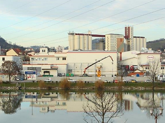 The Henkel production plant in Maribor